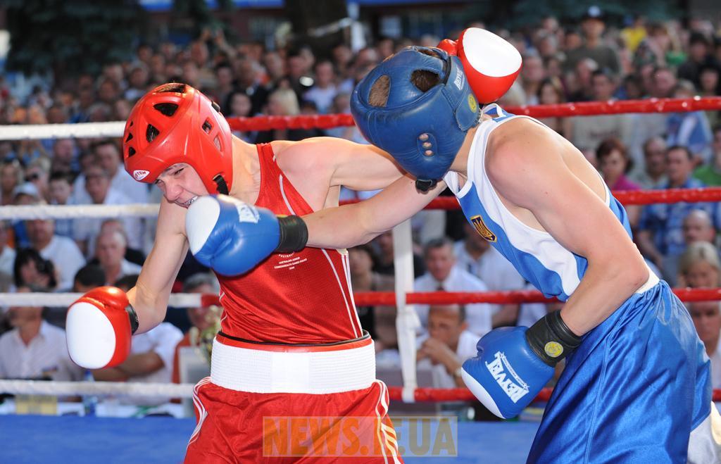 В Івано-Франківську провели міжнародний боксерський турнір (відеосюжет)